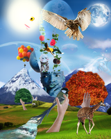 GD Project:Surrealism by ImagineitSplotched