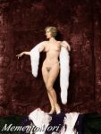 Ziegfeld girl Agnes Franey by M3ment0M0ri