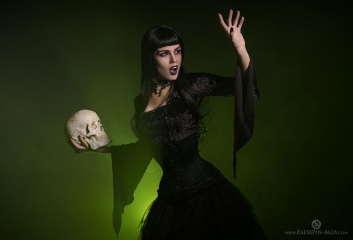 Halloween Witch by Elisanth