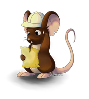 Explorer Mouse by WolfLinx