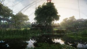 Crysis 3|The lonely wagon by Pino44io