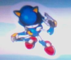 metal Sonic by sonicfan40