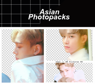 Pack Png 087 // Chen (EXO) (THE WAR). by xAsianPhotopacks