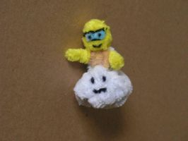 Lakitu by fuzzyfigureguy