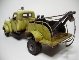 Wrong turn truck rebuild - 4 by devilsreject493
