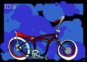 Old Skool Bicycle by m40a2