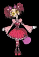Cheshire Lolita Has Gone MAD by TheDramaticMonarch