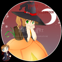 +- Happy Halloween -+ by shadowmyboyfriend
