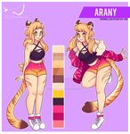 Arany reference by Chronnellian