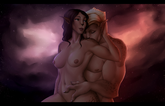 Star-Crossed [COMM] by BrittanyWillows