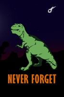 Never Forget Poster Alpha by Truman64