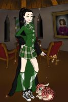 Sathora Lilly Snape Malfoy by Sathora-Myth