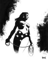 Wonder Woman by RobertHack