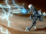 Desert Lighting-Storm by Atobe333