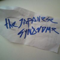 THE JAPANESE SYNDROME cover by messerhani