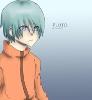 Pluto by Lilybyte