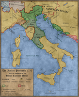 Alternate Italy by Sapiento