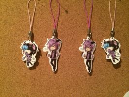 OC Charms preview by Mahou-Ouji