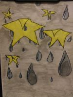 Crying Stars by peacetree7