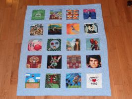 2012 Child's Play Charity Quilt 2 by quiltoni