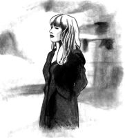Loreena Mckennit Portrait by Plexadonn