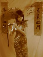 Chinese Theme Photo Shoot 2 by KinKiat