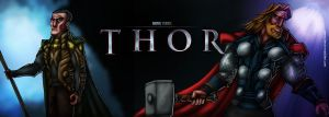 Thor Banner by Kmadden2004