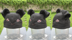 Black Labrador Hat by clearkid