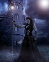 The Sorceress of the Tower by maiarcita