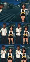 [FET] Ara's Guide to Picking Up Chicks by Sbalio