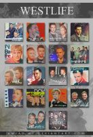 Westlife Avatars by Amjad-WL