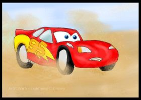 McQueen by DeadRainbows by Radiator-Springs