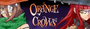 Orange Crows Banner by gustredcloude