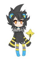 luxray by Naomz