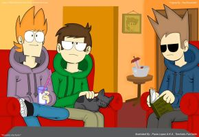 *:.EddsWorld BandWagon -Click To See Completed .:* by TomAstic-FanTastic