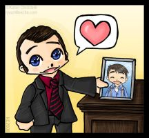 TW- Ianto loves Jack by ryuuri