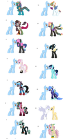 eXTREME BREEDING (TEMPORARILY CLOSED) by Kyah-Pony-Adoptables