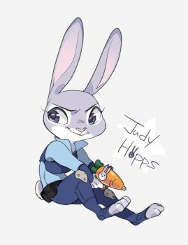 Judy3 by Umintsu