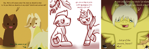 Ask the silent hill ponies pt.2 by Gloomy-Butt