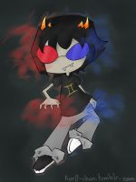 Sollux Captor again by Kur0-chan