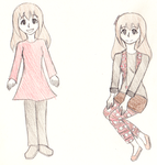 TL- Yumi's outfits 1 and 2 by Yumichan216