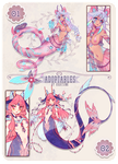 NAYADS AUCTION + RAFFLE ~ [CLOSED] by Hiratsumi