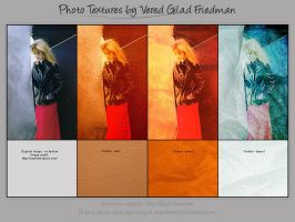 Photo Textures wall+tissue by veredgf