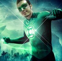 Green Lantern by zahili