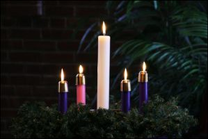 The fifth candle - Dec 2008 by pearwood