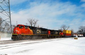 CN Q149 at the bend by wolvesone
