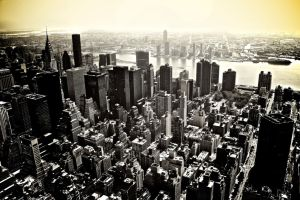 Empire State View by thephotoguylogan