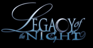 Legacy of the Night logo 2 by akeli