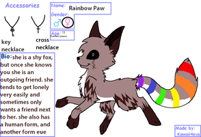 Rainbow Ref Yess by blusalt