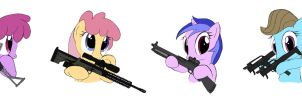 Task Force Friendship by Pyruvate